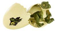 Jurassic World figurine Hatch 'n Play Dinos Tyrannosaurus Rex vert-Détail de l'article