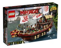 LEGO Ninjago 70618 Le QG des Ninjas