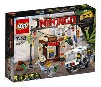 LEGO Ninjago 70607 La poursuite dans la ville