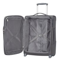 Samsonite Zachte reistrolley Spark Upright EXP grey 55 cm-Artikeldetail