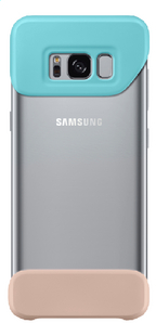 Samsung coque Galaxy S8 mint/rose