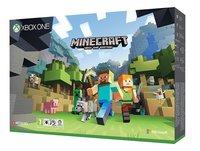 XBOX One S 500 GB + Minecraft-Détail de l'article
