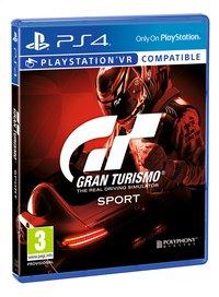 PS4 GT Sport  ENG/FR-Linkerzijde