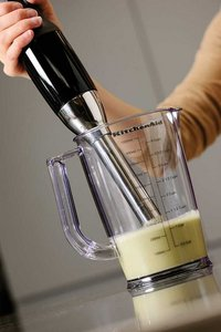KitchenAid Mixeur plongeur onyx noir 5KHB2571EOB-Image 3