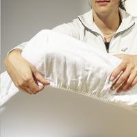 Sleepnight Matrasbeschermer (hoes) Granada molton 90 x 220 cm-commercieel beeld