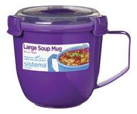 Sistema Tasse à soupe 900 ml