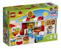 LEGO DUPLO 10834 Pizzeria-Linkerzijde