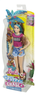 Barbie mannequinpop De puppyachtervolging Zusjes Skipper-Rechterzijde