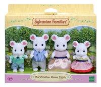 Sylvanian Families 5308 - Familie Marshmallow Muis-Vooraanzicht