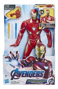 Hasbro figurine articulée Avengers Iron Man avec tir répulseur-Avant