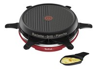 Tefal Grill-raclette Colormania RE12A512 rood-Artikeldetail