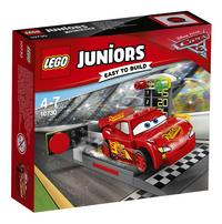 LEGO Juniors 10730 Le propulseur de Flash McQueen
