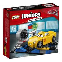 LEGO Juniors 10731 Le simulateur de course de Cruz Ramirez