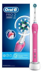 Oral-B Brosse à dents électrique PRO 2 2000N pink-Détail de l'article