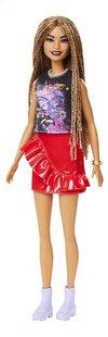 Barbie poupée mannequin  Fashionistas Tall 123 - Rock and Red-Côté droit