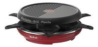 Tefal Grill-raclette Colormania RE12A512 rood-commercieel beeld