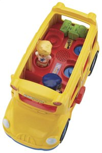 Fisher-Price Little People schoolbus Lil'Movers NL-Vue du haut