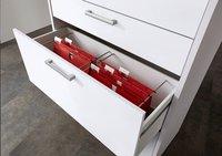 4 tiroirs pour bibliothèque Calvia 7 et 8-Image 1