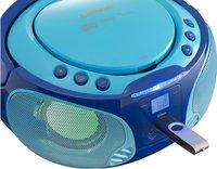 Lenco radio/lecteur CD portable SCD 650 bleu-Détail de l'article