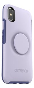 Otterbox Cover Otter + Pop Symmetry Series Case voor iPhone X/Xs Lilac Dusk-Artikeldetail