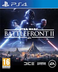 PS4 Star Wars Battlefront II FR/ANG