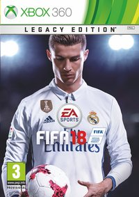 XBOX 360 Fifa 18 Legacy Edition FR/NL