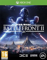 XBOX One Star Wars Battlefront II ENG/FR