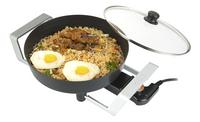 Bourgini Multifunctionele elektrische pan Classic Magic Multi Pan Deluxe-Afbeelding 2