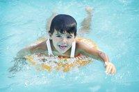 Bouée Swimtrainer Classic orange-Image 2