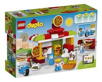 LEGO DUPLO 10834 Pizzeria-Achteraanzicht