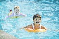 Bouée Swimtrainer Classic orange-Image 3