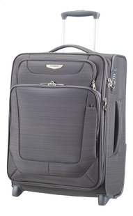 Samsonite Zachte reistrolley Spark Upright EXP grey 55 cm