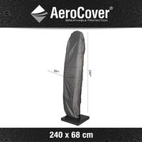 AeroCover Beschermhoes voor hangparasol polyester 240 x 68 cm-Artikeldetail