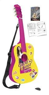 Lexibook Klassieke gitaar Soy Luna 6 snaren met boekje FR-Vooraanzicht
