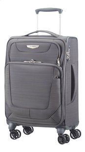 Samsonite Valise souple Spark Spinner grey 55 cm-Avant