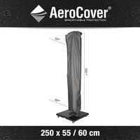 AeroCover Housse de protection pour parasol suspendu polyester 250 x 55/60 cm-Détail de l'article