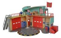 Sam le pompier Nouvelle caserne de pompiers-commercieel beeld