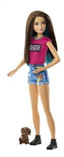 Barbie mannequinpop De puppyachtervolging Zusjes Skipper