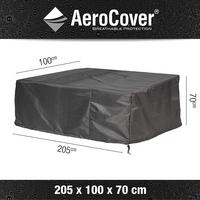 AeroCover Housse de protection pour canapés de jardin lounge polyester L 205 x Lg 100 x H 70 cm-Détail de l'article