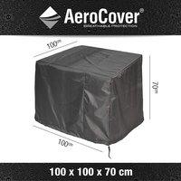 AeroCover Beschermhoes voor loungezetels polyester L 100 x B 100 x H 70 cm-Artikeldetail