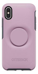 Otterbox coque Otter + Pop Symmetry Series Case pour iPhone X/Xs Mauveolous-Arrière