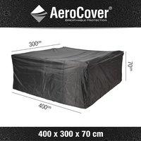 AeroCover Beschermhoes voor loungeset polyester L 400 x B 300 x H 70 cm-Artikeldetail
