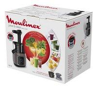 Moulinex Extracteur de jus Juice & Clean ZU420A10-Côté droit