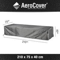AeroCover Housse de protection pour transat polyester L 210 x Lg 75 x H 40 cm-Détail de l'article