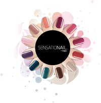 SensatioNail kit de départ Scarlett Red-Image 1