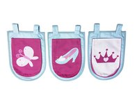 Princess zakjes voor halfhoogslaper Pino-Vooraanzicht