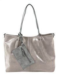 Maestro shopper Surprise 3 Bags in 1 Bag Light grey/Grey