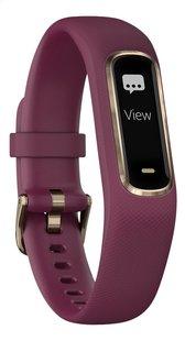 Garmin capteur d'activité Vivosmart 4 S/M violet-Avant