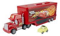 Speelset Disney Cars 3 Travelling Mack + 3 gratis Micro Racers autootjes