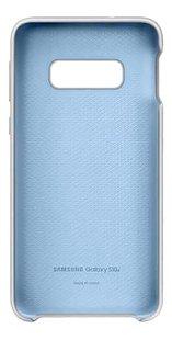 Samsung Silicone Cover voor Galaxy S10e white-Vooraanzicht